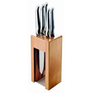 Picture of Furi 6 Piece Clean Store Knife Block