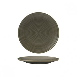 Picture of Zuma Cargo Round Coupe Plate Ribbed 210mm