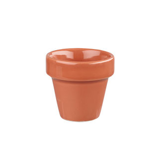 Picture of Churchill Plant Pot Paprika 67 x 69mm