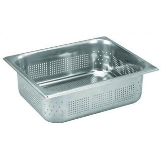 Picture of Gastronorm Pan Half Size Perforated 65mm