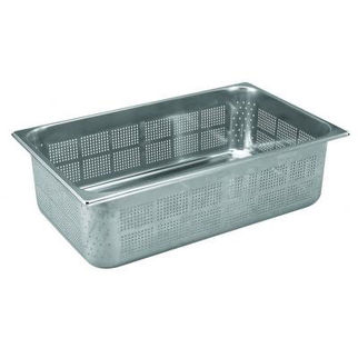 Picture of Maxipan Perforated 1/1 Size Pan 65mm