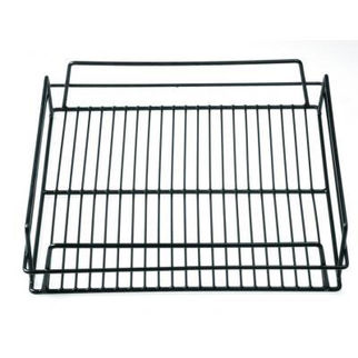 Picture of Glass Basket 14x14inch black