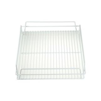 Picture of Glass Basket 14x14inch white