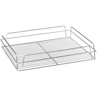 Picture of Glass Basket 435x355mm Zinc Plated