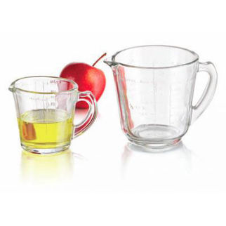 Picture of Glass Measuring Jugs 1 cup