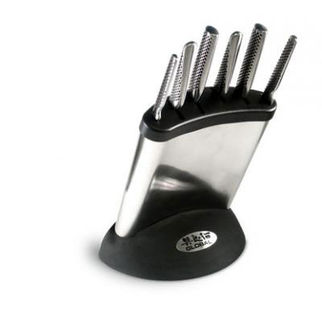 Picture of Global Synergy 7 Piece Knife Set