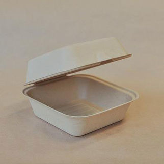 Picture of Hamburger Clamshell 6inch Carton 400