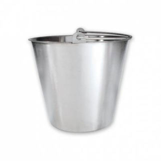 Picture of Heavy Duty Bucket Stainless Steel  13L