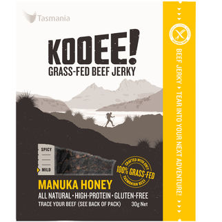 Picture of High Protein Snack Manuka Honey 30g (pack of 10)