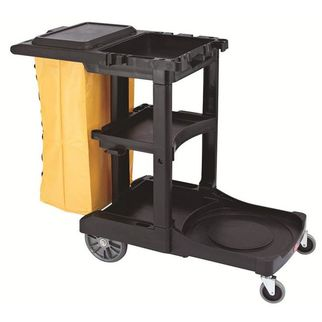 Picture of Housekeeping Janitor Trolley