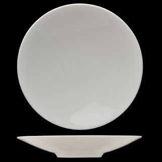 Picture of Ilona Stilus Footed Coupe Deep Plate 315mm