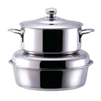 Picture of Induction Soup Server 50 And 90 18 10 8lt 330x340x340mm