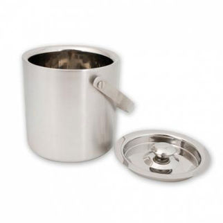 Picture of Insulated Ice Bucket 18/10 Stainless Steel 1000ml