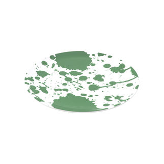 Picture of Jab Gelato Splash Green Coupe Plate Round 200mm
