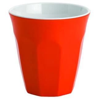 Picture of Jab Orange/White Espresso Cup 200ml