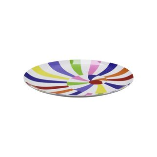 Picture of Jab Rainbow Coupe Plate Round 250mm