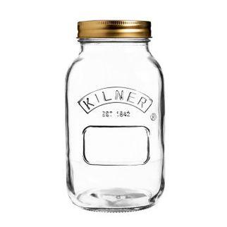 Picture of Kilner Genuine Preserve Jar 1L