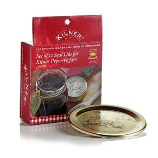 Picture of Kilner Genuine Preserve Lid Seals (12pk)