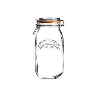 Picture of Kilner Round Clip Top Jar 1.5L