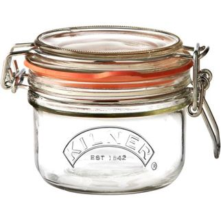 Picture of Kilner Round Clip Top Jar 125ml