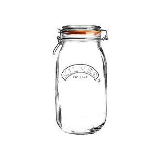 Picture of Kilner Round Clip Top Jar 2L