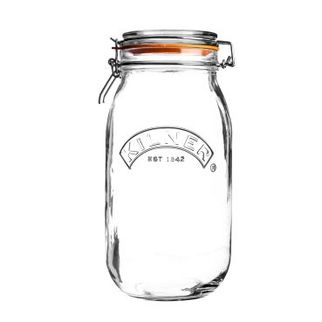 Picture of Kilner Round Clip Top Jar 3L