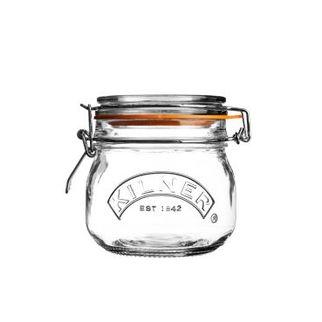 Picture of Kilner Round Clip Top Jar 500ml