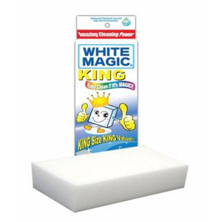 Picture of King White Magic Sponge