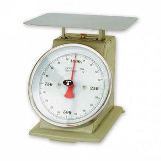 Kitchen scale 1kg 3kg grey enamel 10 off ea for Drop kitchen scale review