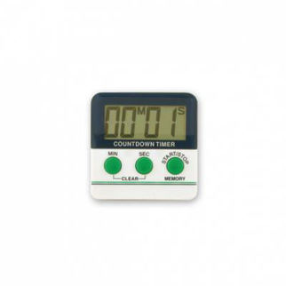 Picture of Lcd Timer With Big Digits