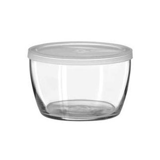 Picture of Libbey Storage Bowl With Plastic Lid 110ml