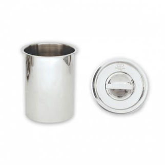 Picture of Lids For Canister 18 8 Stainless Steel