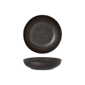 Picture of Luzerne Lava Black Round Share Bowl 180mm
