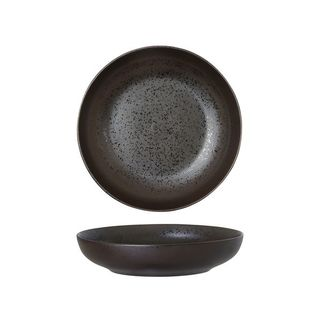 Picture of Luzerne Lava Black Round Share Bowl 210mm