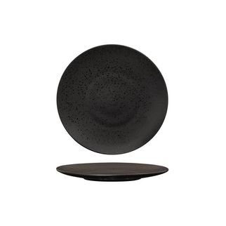 Picture of Luzerne Lava Round Flat Coupe Plate 205mm