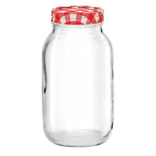Picture of Mason Jar 1L with Preserving Lid 4pc set