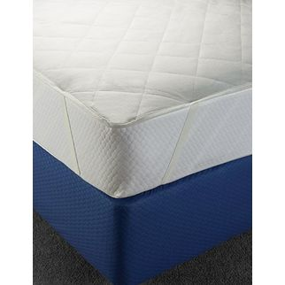 Picture of Mattress Protector 100gsm with straps (Double)