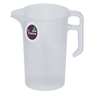 Picture of Clear Scale PP Thermo Measuring Jug 0.5L
