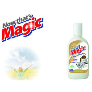 Picture of Metal Magic Metal Polish