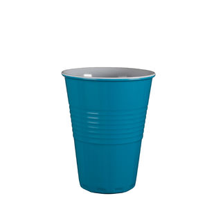 Picture of Miami Melamine Cup 400ml - Teal