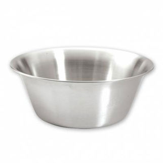 Picture of Mixing Bowl 18 8 Tapered 500ml