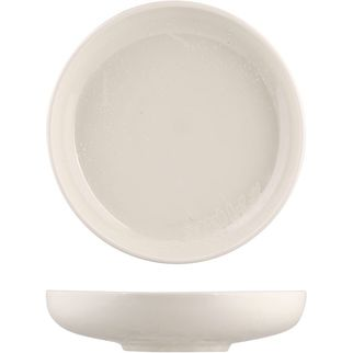 Picture of Moda Porcelain Snow Round Share Bowl 225mm
