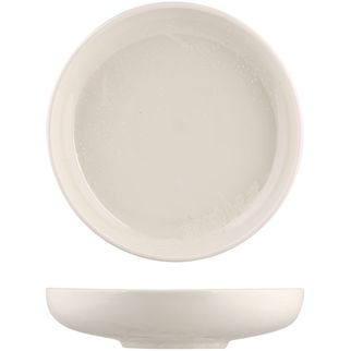 Picture of Moda Porcelain Snow Round Share Bowl 250mm
