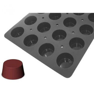 Picture of Moulflex Tapered Muffin Mould 40mm 70mm
