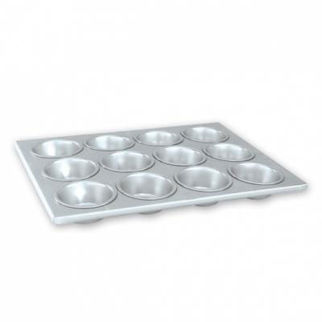 Picture of Muffin Pan Aluminium Heavy Duty 12 Cup