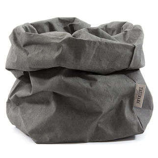 Picture of Washable Paper Bag Grey