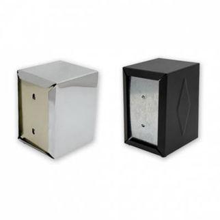 Picture of Napkin Dispenser E fold - black body