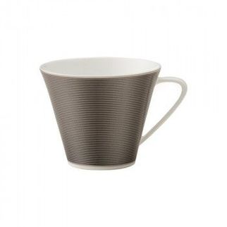 Picture of Nikko Coffee Saucer Silk Black
