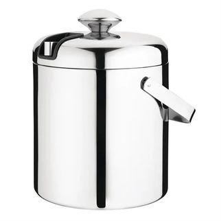 Picture of Olympia Ice Bucket with Lid & Tongs 1.2 litre