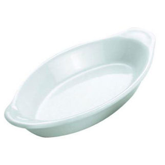 Picture of Oval Gratin Dish 425ml